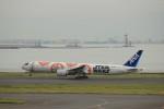keitsamさんが、羽田空港で撮影した全日空 777-381/ERの航空フォト(飛行機 写真・画像)