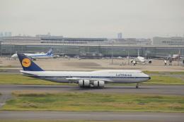 keitsamさんが、羽田空港で撮影したルフトハンザドイツ航空 747-830の航空フォト(飛行機 写真・画像)