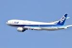 水月さんが、伊丹空港で撮影した全日空 777-281の航空フォト(写真)