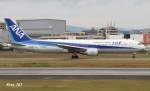 RINA-281さんが、伊丹空港で撮影した全日空 767-381/ERの航空フォト(写真)