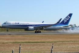 takapiroさんが、伊丹空港で撮影した全日空 767-381/ERの航空フォト(飛行機 写真・画像)