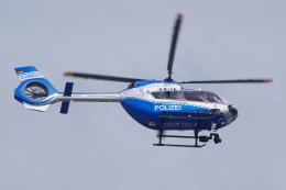 PASSENGERさんが、デュッセルドルフ国際空港で撮影したGermany Bundespolizei H145の航空フォト(飛行機 写真・画像)