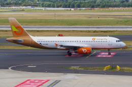 PASSENGERさんが、デュッセルドルフ国際空港で撮影したオレンジ2フライ A320-232の航空フォト(飛行機 写真・画像)