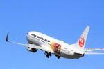 T.Sazenさんが、伊丹空港で撮影した日本トランスオーシャン航空 737-8Q3の航空フォト(飛行機 写真・画像)