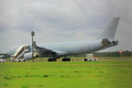 かつけんさんが、新千歳空港で撮影したオーストラリア空軍 KC-30A(A330-203MRTT)の航空フォト(飛行機 写真・画像)
