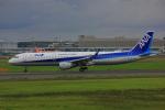 かつけんさんが、新千歳空港で撮影した全日空 A321-211の航空フォト(写真)