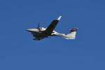 Cスマイルさんが、花巻空港で撮影した日本法人所有 DA42 TwinStarの航空フォト(写真)