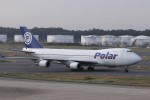 KAZFLYERさんが、成田国際空港で撮影したポーラーエアカーゴ 747-46NF/SCDの航空フォト(飛行機 写真・画像)