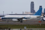 宮崎 育男さんが、成田国際空港で撮影したユナイテッド航空 A319-133の航空フォト(写真)