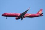 宮崎 育男さんが、成田国際空港で撮影した吉祥航空 A321-211の航空フォト(写真)