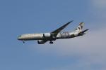 ベリックさんが、成田国際空港で撮影したエティハド航空 787-9の航空フォト(写真)