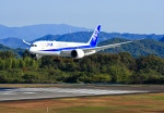 くれないさんが、高松空港で撮影した全日空 787-8 Dreamlinerの航空フォト(写真)