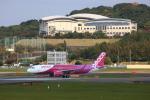 ansett747さんが、福岡空港で撮影したピーチ A320-214の航空フォト(写真)