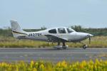 Gambardierさんが、岡南飛行場で撮影した日本法人所有 SR22T GTSの航空フォト(写真)