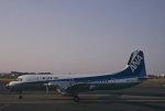 あきさんが、宮崎空港で撮影した全日空 YS-11A-200の航空フォト(写真)