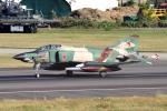yabyanさんが、名古屋飛行場で撮影した航空自衛隊 RF-4E Phantom IIの航空フォト(飛行機 写真・画像)