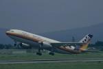 あきさんが、鹿児島空港で撮影した東亜国内航空 A300B2K-3Cの航空フォト(写真)