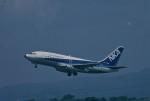 あきさんが、宮崎空港で撮影した日本近距離航空 737-281の航空フォト(写真)