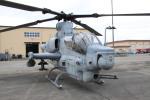 けいとパパさんが、横田基地で撮影したアメリカ海兵隊 AH-1Z Viperの航空フォト(写真)