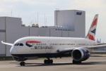 スポット110さんが、羽田空港で撮影したブリティッシュ・エアウェイズ 787-8 Dreamlinerの航空フォト(写真)