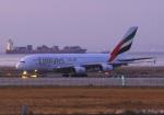 LOTUSさんが、関西国際空港で撮影したエミレーツ航空 A380-861の航空フォト(写真)