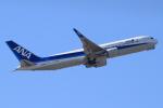 キイロイトリさんが、伊丹空港で撮影した全日空 767-381/ERの航空フォト(写真)