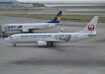 ✈︎Love♡ANA✈︎さんが、那覇空港で撮影した日本トランスオーシャン航空 737-8Q3の航空フォト(写真)