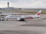 ✈︎Love♡ANA✈︎さんが、那覇空港で撮影した日本航空 767-346の航空フォト(写真)