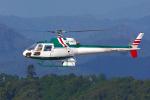 PASSENGERさんが、静岡空港で撮影したアカギヘリコプター AS350B2 Ecureuilの航空フォト(写真)