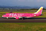 PASSENGERさんが、静岡空港で撮影したフジドリームエアラインズ ERJ-170-200 (ERJ-175STD)の航空フォト(写真)