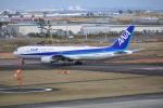 フレアー350さんが、仙台空港で撮影した全日空 767-381/ERの航空フォト(写真)