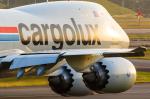 B.K JEONGさんが、小松空港で撮影したカーゴルクス 747-8R7F/SCDの航空フォト(飛行機 写真・画像)