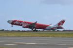 kuro2059さんが、ダニエル・K・イノウエ国際空港で撮影したエアアジア・エックス A330-343Eの航空フォト(飛行機 写真・画像)