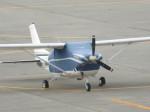 いぶちゃんさんが、新潟空港で撮影した川崎航空 TU206G Turbo Stationair 6 IIの航空フォト(写真)