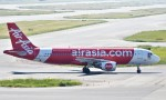 鉄バスさんが、関西国際空港で撮影したフィリピン・エアアジア A320-216の航空フォト(飛行機 写真・画像)