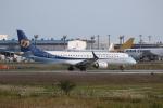 アオアシシギさんが、成田国際空港で撮影したマンダリン航空 ERJ-190-100 IGW (ERJ-190AR)の航空フォト(写真)