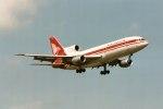 アオアシシギさんが、成田国際空港で撮影したエア・ランカ L-1011-385-3 TriStar 500の航空フォト(写真)