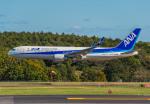 Cygnus00さんが、新千歳空港で撮影した全日空 767-381/ERの航空フォト(写真)
