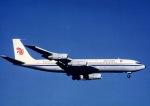 アオアシシギさんが、成田国際空港で撮影した中国国際航空 707-3J6Cの航空フォト(写真)