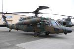けいとパパさんが、横田基地で撮影した陸上自衛隊 UH-60JAの航空フォト(写真)