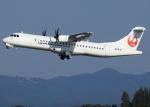 suke55さんが、鹿児島空港で撮影した日本エアコミューター ATR-72-600の航空フォト(写真)