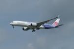 トオルさんが、スワンナプーム国際空港で撮影したチャイナエアライン A350-941XWBの航空フォト(写真)