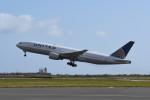 kuro2059さんが、ダニエル・K・イノウエ国際空港で撮影したユナイテッド航空 777-222の航空フォト(写真)