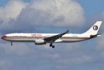 あしゅーさんが、成田国際空港で撮影した中国東方航空 A330-343Xの航空フォト(飛行機 写真・画像)