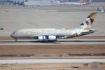 OMAさんが、仁川国際空港で撮影したエティハド航空 A380-861の航空フォト(写真)