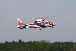 pringlesさんが、熊本空港で撮影した熊本県防災消防航空隊 AS365N3 Dauphin 2の航空フォト(写真)