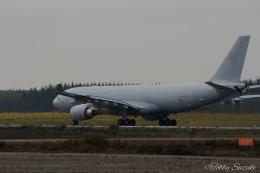 Tobby Suzukiさんが、千歳基地で撮影したオーストラリア空軍 KC-30A(A330-203MRTT)の航空フォト(飛行機 写真・画像)