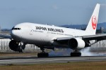 k-spotterさんが、伊丹空港で撮影した日本航空 777-289の航空フォト(写真)