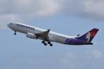 kuro2059さんが、ダニエル・K・イノウエ国際空港で撮影したハワイアン航空 A330-243の航空フォト(飛行機 写真・画像)