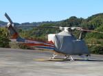 ランチパッドさんが、静岡ヘリポートで撮影した新日本ヘリコプター 412EPの航空フォト(写真)